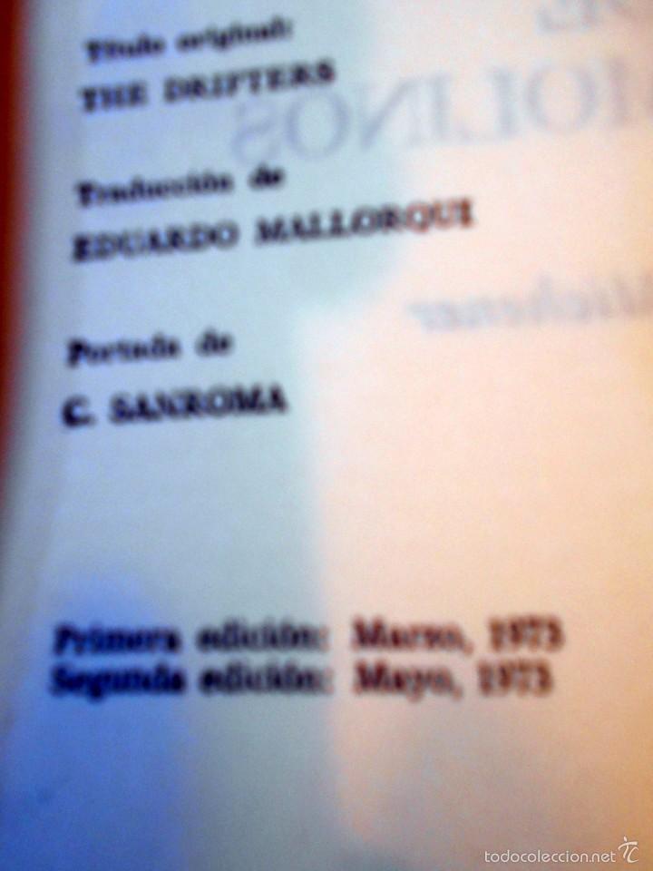 Libros de segunda mano: Novela sobre la turística ciudad de Torremolinos - Foto 2 - 55813623