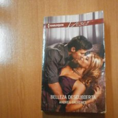 Libros de segunda mano: HARLEQUIN DESEO , BELLEZA DESCUBIERTA. Lote 56117439