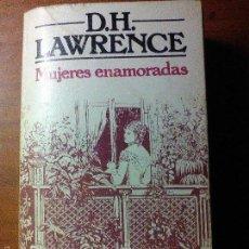Libros de segunda mano: MUJERES ENAMORADAS. Lote 56159183