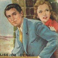 Libros de segunda mano: EL CASTILLO SOMBRÍO.. - LYSE DE CÈRE... Lote 56351069