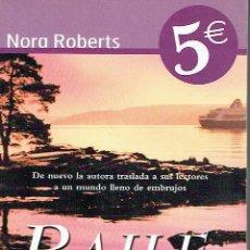 Libros de segunda mano: BAILE EN EL AIRE. - NORA ROBERTS.. Lote 56360740