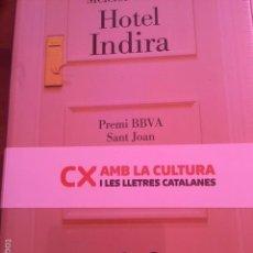 Libros de segunda mano: HOTEL INDIRA. MELCIOR COMES. Lote 56369702