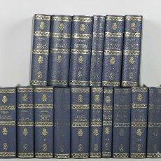 Libros de segunda mano: 3674 - SELECCIONES EDITORIALES. 24 VOLUM(VER DESCRIP). ALEJANDRO DUMAS. 1969.. Lote 56504935