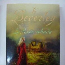 Libros de segunda mano: LA ROSA ROBADA. JO BEVERLEY.. Lote 56574445