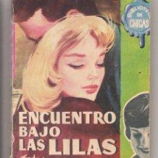 Libri di seconda mano: BIBLIOTECA DE CHICAS. Nº 499. ENCUENTRO BAJO LAS LILAS. PATRICIA MONTES. EDC. CID. (P/D62). Lote 56594950