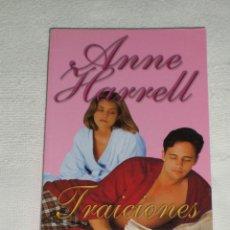 Libros de segunda mano: TRAICIONES DE ANNE HARRELL. Lote 56632874