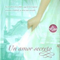 Libros de segunda mano: STEPHANIE LAURENS-UN AMOR SECRETO.2007.. Lote 56676142