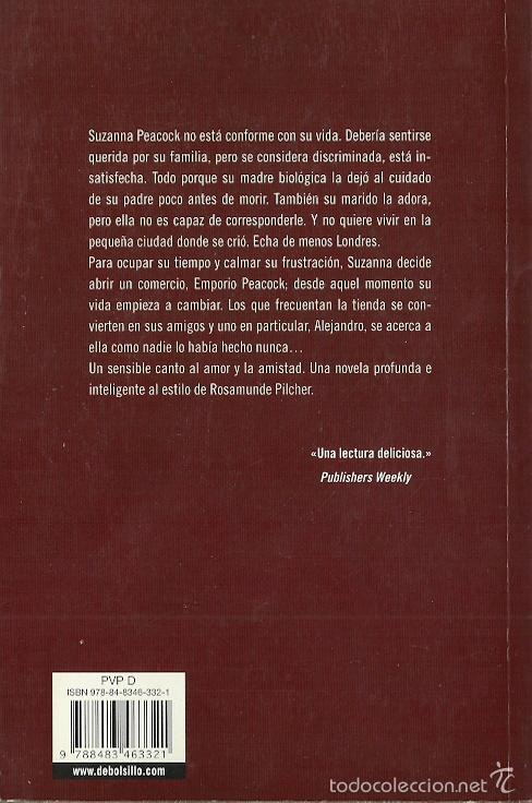 Libros de segunda mano: Jojo Moyes-El bazar de los sueños.Debolsillo.2007. - Foto 2 - 56676298