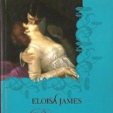 Libros de segunda mano: ELOISA JAMES-LAS HERMANAS ESSEX 2.BÉSAME,ANNABEL.PUNTO DE LECTURA.285/5.2011.. Lote 56676476
