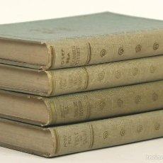 Libros de segunda mano: LP-231 - EDITORIAL SELECTA. 4 VOLÚMENES.(VER DESCRIP). JOSEP PLA. 1951-1953.. Lote 56696189