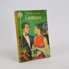 Libros de segunda mano: CASÉMONOS, CORIN TELLADO, COLECCIÓN AMAPOLA, Nº 285. Lote 56834434