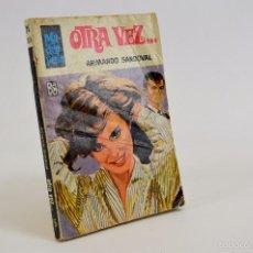 Libros de segunda mano: OTRA VEZ, ARMANDO SANDOVAL, MADREPERLA Nº 1074. Lote 56876811