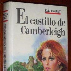 Libros de segunda mano: EL CASTILLO DE CAMBERLEIGH POR EVELYN GREY DE CÍRCULO DE LECTORES EN BARCELONA 1988. Lote 103060182
