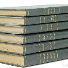 Libros de segunda mano: 7537 - TEMAS ESPAÑOLES. 6 VOLUM(VER DESCRIP). VV. AA.EDI. PUB. ESPAÑOLAS. 1952-1956.. Lote 56936786