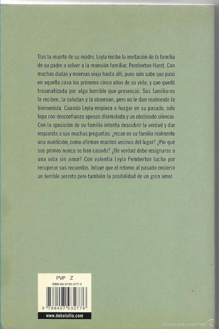Libros de segunda mano: LA CASA MALDITA - BARBARA WOOD - BEST SELLER - DEBOLSILLO 2004 - Foto 2 - 57552421
