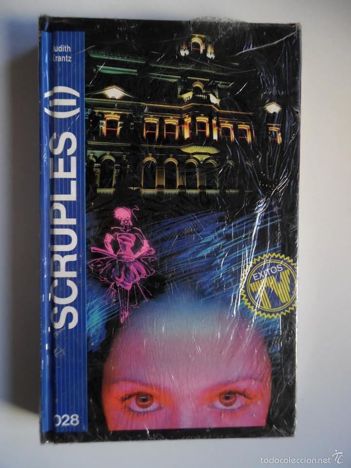 SCRUPLES (I), LA PRIMERA NOVELA DE JUDITH KRANTZ. PRECINTADA DE IMPRENTA. INTACTA (Libros de Segunda Mano (posteriores a 1936) - Literatura - Narrativa - Novela Romántica)