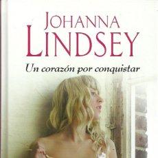Libros de segunda mano: JOHANNA LINDSEY-UN CORAZÓN POR CONQUISTAR.RBA COLECCIONABLES.2015.. Lote 57614721