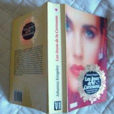 Libros de segunda mano: LAS JOYAS DE LA CORONA JOHANNA KINGSLEY VIDORAMA 1990 ¡OFERTA MAS DE 3 LIBROS DESCUENTO 30%!. Lote 57864131