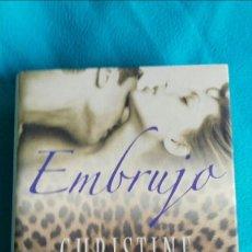 Libros de segunda mano: EMBRUJO (CHRISTINE FEEHAN). Lote 57940217