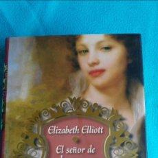 Libros de segunda mano: EL SEÑOR DE LA GUERRA/ ENCADENADOS/ EL DUQUE ( ELIZABETH ELLIOTT). Lote 57940284