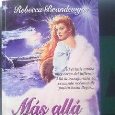 Libros de segunda mano: MAS ALLA DE LA LUNA - REBECCA BRANDEWYNE. Lote 58066575
