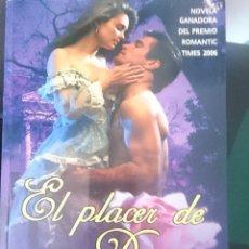 Libros de segunda mano: EL PLACER DE UNA DAMA - RENEE BERNARD. Lote 58068840