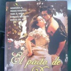 Libros de segunda mano: EL PACTO DE UNA DAMA - RENEE BERNARD. Lote 58068875