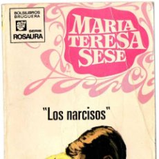 Libros de segunda mano: MARÍA TERESA SESE - LOS NARCISOS. Lote 58159039