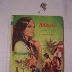 Libros de segunda mano: MARÍA, JORGE ISAACS. Lote 58211561