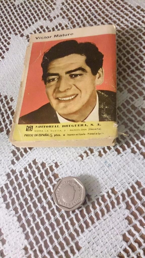 Libros de segunda mano: Mini libros Bruguera, serie rosa. Corín Tellado. Un soltero peligroso. - Foto 2 - 58341810
