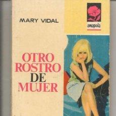 Libros de segunda mano: AMAPOLA. Nº 903. OTRO ROSTRO DE MUJER. MARY VIDAL. BRUGUERA. (ST/27). Lote 58578177