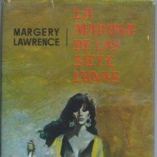 Libros de segunda mano: LA MADONA DE LAS SIETE LUNAS, DE MAGERY LAWRENCE. PLANETA, 1ª EDICIÓN ENERO 1966. Lote 58587768