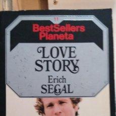Libros de segunda mano: LOVE STORY DE ERICH SEGAL. Lote 58896036
