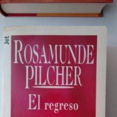 Libros de segunda mano: EL REGRESO DE ROSAMUNDE PILCHER. Lote 59073555