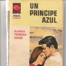 Libros de segunda mano: AMAPOLA. Nº 800. UN PRINCIPE AZUL. MARÍA TERESA SESÉ. BRUGUERA. (ST/37). Lote 59694715