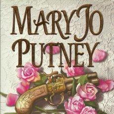 Libros de segunda mano: MARY JO PUTNEY-PÉTALOS EN LA TORMENTA.1999.TITANIA.URANO.BUEN ESTADO.. Lote 59829772