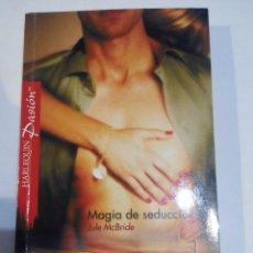 Libros de segunda mano: JULE MCBRIDE - MAGIA DE SEDUCCION. Lote 60802519