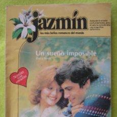 Libros de segunda mano: JAZMIN _UN SUEÑO IMPOSIBLE. Lote 60841855