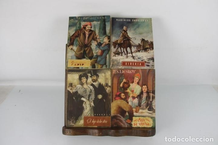 Libros de segunda mano: 5072- EDITORIAL REGUERA. COLECCION OASIS. NOVELA. 26 TITULOS. PRIMERAS EDICIONES. AÑOS 40. - Foto 3 - 45063988