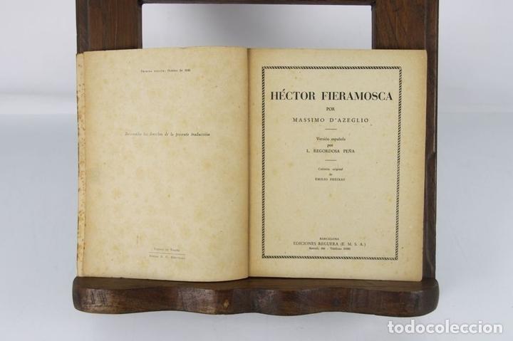 Libros de segunda mano: 5072- EDITORIAL REGUERA. COLECCION OASIS. NOVELA. 26 TITULOS. PRIMERAS EDICIONES. AÑOS 40. - Foto 4 - 45063988