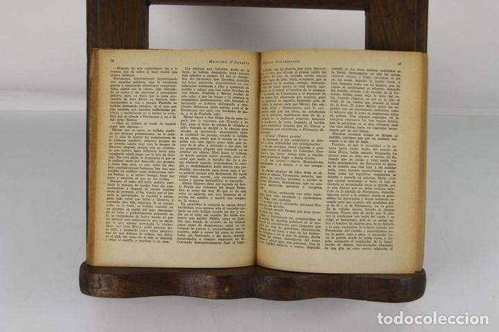 Libros de segunda mano: 5072- EDITORIAL REGUERA. COLECCION OASIS. NOVELA. 26 TITULOS. PRIMERAS EDICIONES. AÑOS 40. - Foto 6 - 45063988