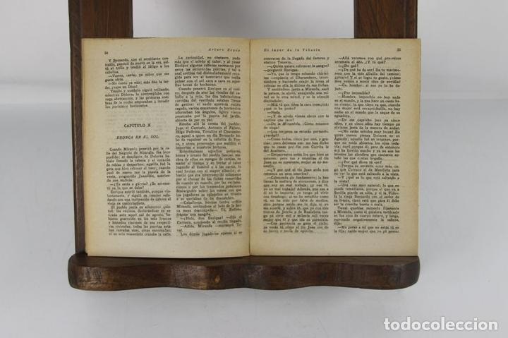 Libros de segunda mano: 5072- EDITORIAL REGUERA. COLECCION OASIS. NOVELA. 26 TITULOS. PRIMERAS EDICIONES. AÑOS 40. - Foto 7 - 45063988