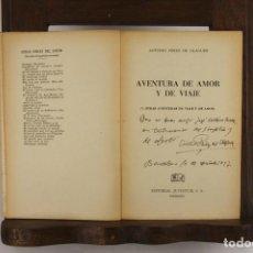 Libros de segunda mano: 5173- ANTONIO PEREZ DE OLAGUER. 3 TITULOS. EDIT. JUVENTUD. 1950.. Lote 45275119