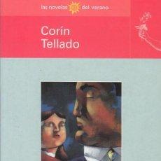 Libros de segunda mano: TU PASADO ME CONDENA. CORIN TELLADO. NOVELA ROMANTICA.. Lote 66863094