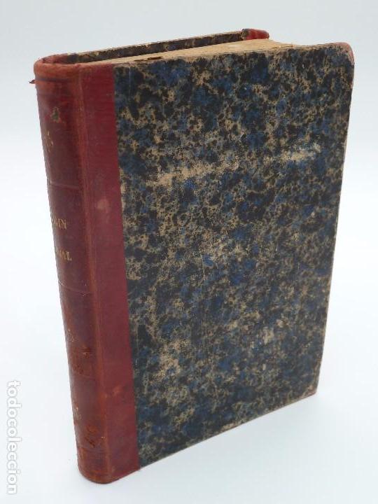 Libros de segunda mano: ROGIN ROJAL EL PAGE DE LOS CABELLOS DE ORO (Benito Vicetto) J.J. Martínez 1857. Novela caballeresca - Foto 2 - 67343037