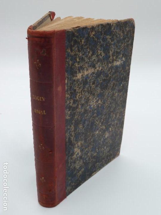 Libros de segunda mano: ROGIN ROJAL EL PAGE DE LOS CABELLOS DE ORO (Benito Vicetto) J.J. Martínez 1857. Novela caballeresca - Foto 3 - 67343037