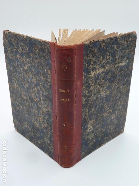 Libros de segunda mano: ROGIN ROJAL EL PAGE DE LOS CABELLOS DE ORO (Benito Vicetto) J.J. Martínez 1857. Novela caballeresca - Foto 4 - 67343037