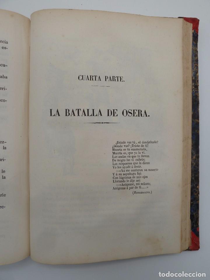 Libros de segunda mano: ROGIN ROJAL EL PAGE DE LOS CABELLOS DE ORO (Benito Vicetto) J.J. Martínez 1857. Novela caballeresca - Foto 18 - 67343037