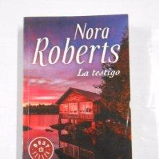 Libros de segunda mano - LA TESTIGO. NORA ROBERTS. TDK139 - 68290909