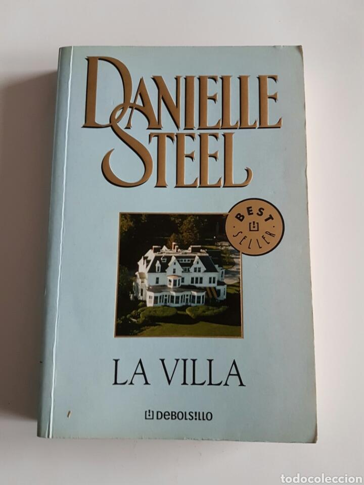 DANIELLE STEEL - LA VILLA - DEBOLSILLO (Libros de Segunda Mano (posteriores a 1936) - Literatura - Narrativa - Novela Romántica)